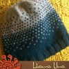 Easy Knit Ombre Hat