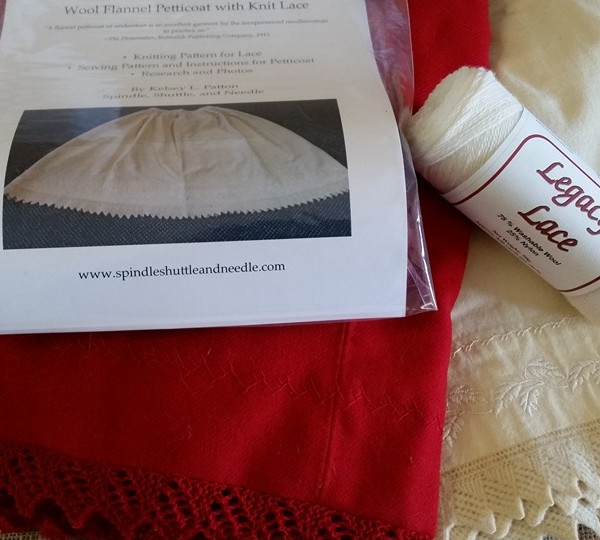 Flannel Petticoat Kit