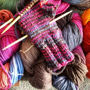 Knitting and Crocheting