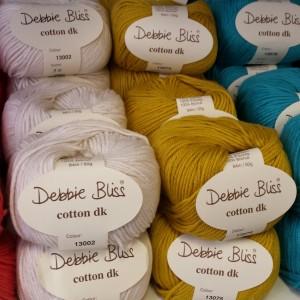 Debbie Bliss Cotton DK