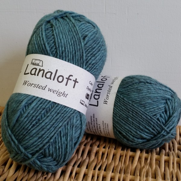 Lanaloft Blue Fir