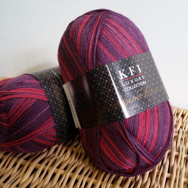 KFI Indulgence Cranberry 07