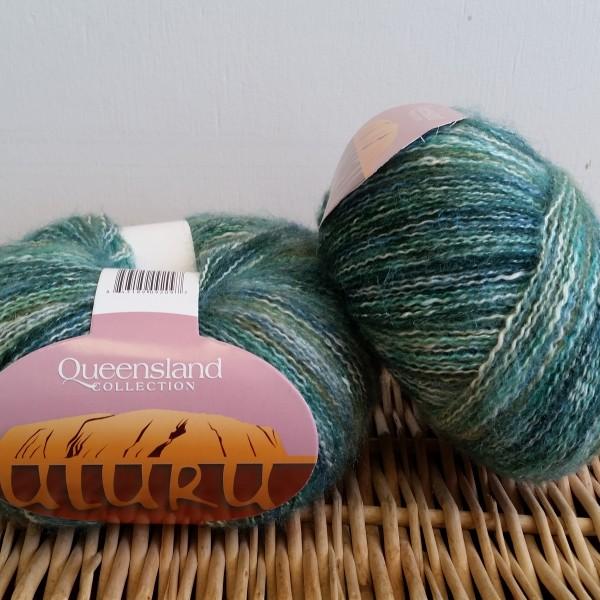 Queensland Uluru Emerald Green