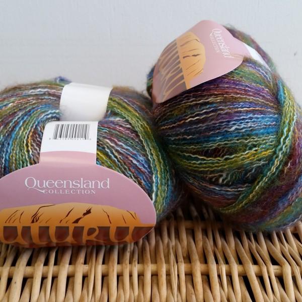 Queensland Uluru Sapphire Blue