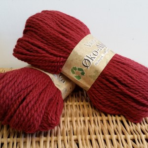 Viking of Norway Oko Alpaca Merlot