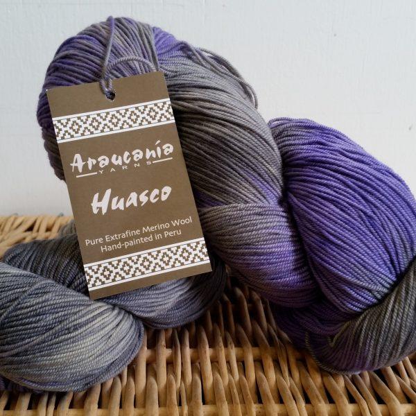 Araucania Huasco Lavender Whisper 20