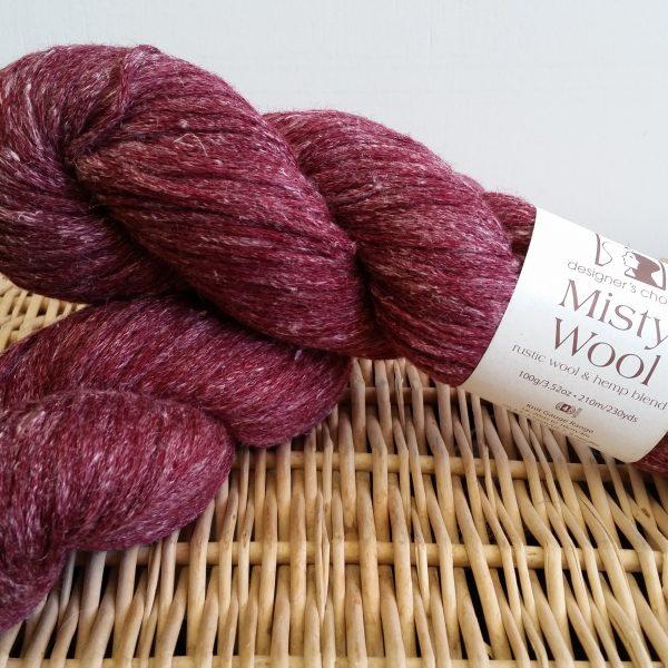 Elsebeth Lavold Misty Wool Marsala 10