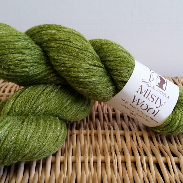 Elsebeth Lavold Misty Wool Sapling Green 05