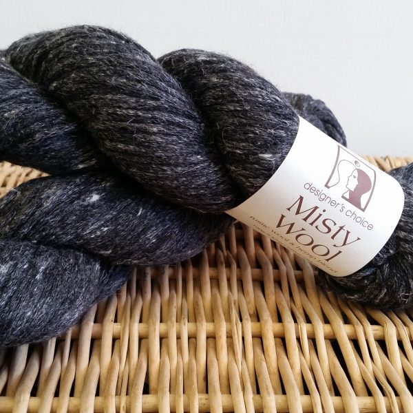 Elsebeth Lavold Misty Wool Black 13