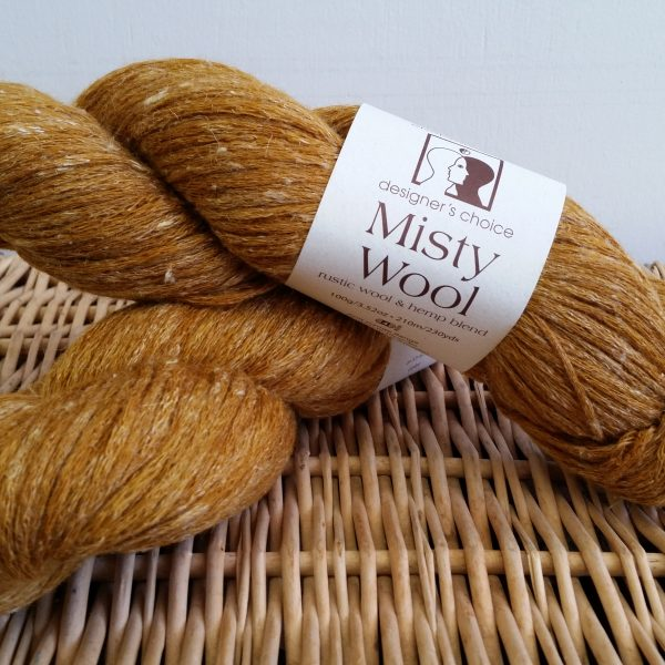 Elsebeth Lavold Misty Wool Old Gold 02