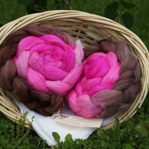 Poppin' Pink Merino-Silk