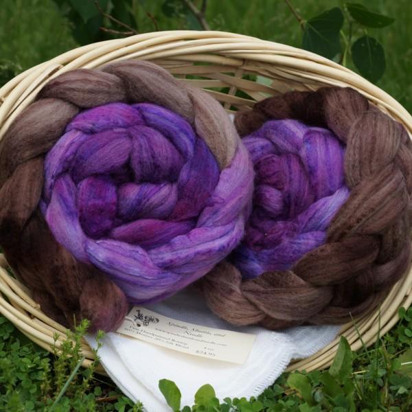 Lilacs Merino-Silk