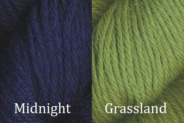 Midnight Grassland